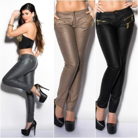 Pantalone Similpelle