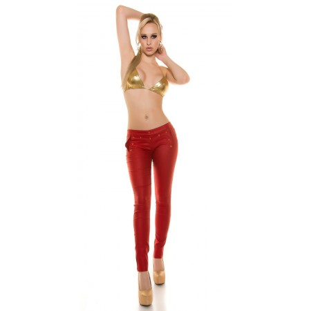 Sexy Vestito In Maglia Con Provocante Scollo V ed Intreccio Di Lacci