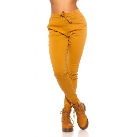 Curvy Jeans Donna Attillato Taglia Forte Blue Light Koucla Pietre Silver Gold