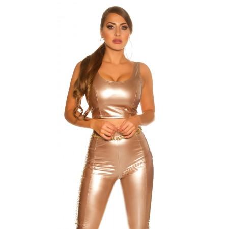 Curvy Jeans Donna Taglia Forte Blue Denim Koucla Con Strappi Street Style