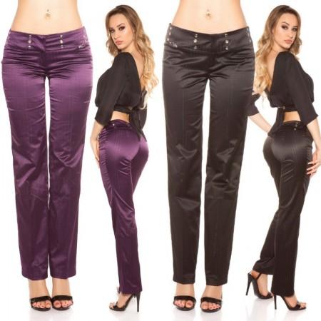 Short Pantaloncino Donna Total Black