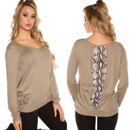Maglione pullover maglia maglietta felpa inverno...